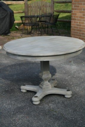 Wonderful Unique Grey Wash Coffee Tables In Grey Dining Table Foter (View 41 of 50)