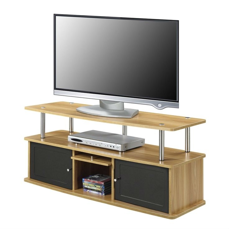 Wonderful Unique Light Oak TV Stands Flat Screen Inside Best 25 50 Inch Tv Stand Ideas On Pinterest 60 Inch Tv Stand (View 50 of 50)