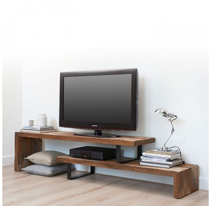 Wonderful Unique Modern Wooden TV Stands Pertaining To 23 Best Decor Images On Pinterest (Image 50 of 50)