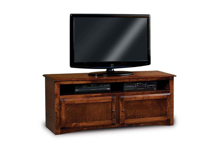 Wonderful Unique Wide Screen TV Stands Throughout Tv Cabinets And Tv Stands Brandenberrry Amish Furniture (Image 50 of 50)
