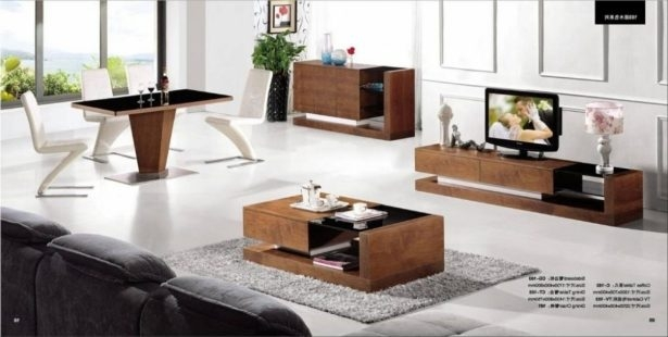 Wonderful Variety Of Coffee Tables And TV Stands Matching Intended For Table Sets Coffee Table Tv Unit And Coffee Table Set Matching (View 14 of 50)
