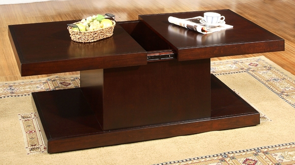 Wonderful Variety Of Coffee Tables Extendable Top For Extendable Coffee Table (Image 50 of 50)