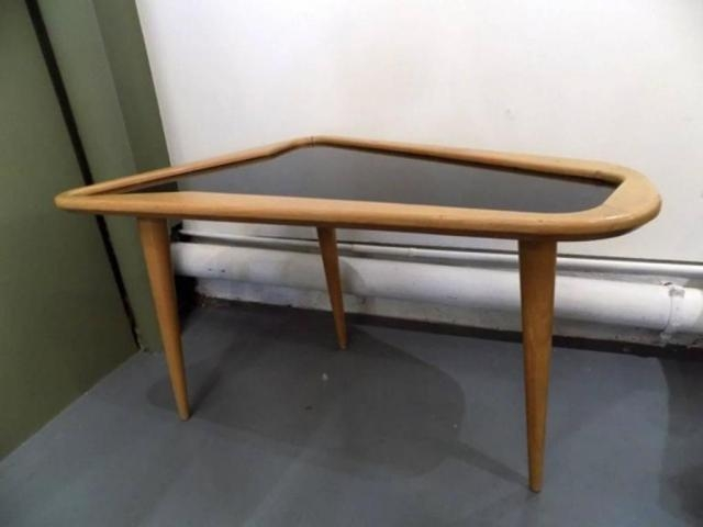 Wonderful Variety Of Free Form Coffee Tables Inside Mid Century Free Form Coffee Tables Charles Ramos 1950s Set (Image 40 of 40)