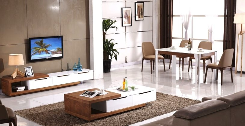 Wonderful Variety Of Freestanding TV Stands Throughout Tv Stands Movable Tv Stand Living Room Furniture Modern Decor (View 13 of 50)