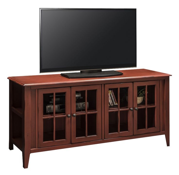 Wonderful Variety Of Red TV Cabinets Within Best 25 Red Tv Stand Ideas On Pinterest Red Wood Stain (Image 50 of 50)