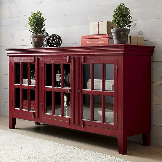 Wonderful Variety Of Rustic Red TV Stands Pertaining To 17 Best Tv Stand Ideas Images On Pinterest (View 37 of 50)