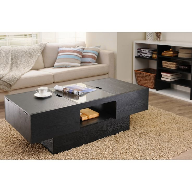 Wonderful Variety Of Small Coffee Tables With Storage With Regard To Best 10 Coffee Table Storage Ideas On Pinterest Coffee Table (Image 49 of 50)