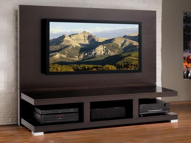 Wonderful Variety Of TV Stands With Back Panel Inside 37 Best Unique Tv Stand Images On Pinterest Tv Stands (View 41 of 50)