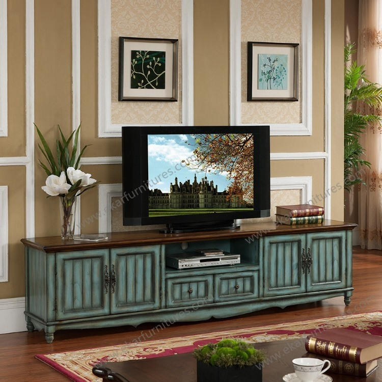 Wonderful Variety Of Vintage Style TV Cabinets Inside Tv Stand Wood Laminate Living Room Tv Cabinet M  (Image 49 of 50)
