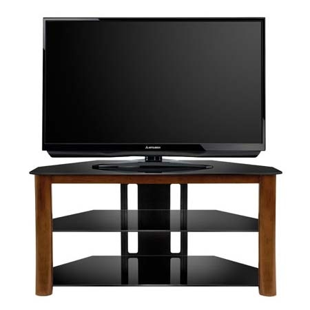 Wonderful Variety Of Wood TV Stands With Swivel Mount Within Bello Triple Play Universal Flat Panel Tv Stand With Swivel Mount (Image 48 of 50)