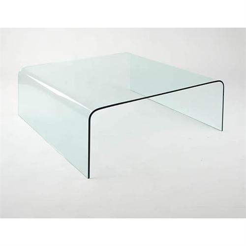 Wonderful Well Known All Glass Coffee Tables With Regard To Coffee Table Breathtaking Bent Glass Coffee Table Toronto Glass (View 23 of 50)
