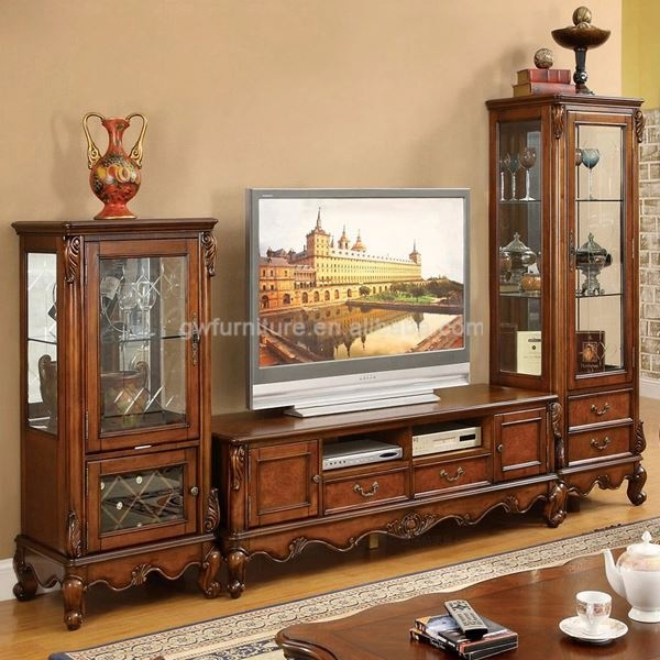 Wonderful Well Known Antique Style TV Stands With Regard To Wooden Tv Cabinet Designs Buy Wooden Tv Cabinet Designswall (Image 49 of 50)