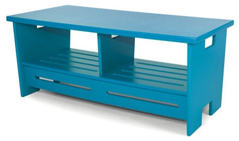 Wonderful Well Known Blue Coffee Tables For Modern Outdoor (Image 49 of 50)