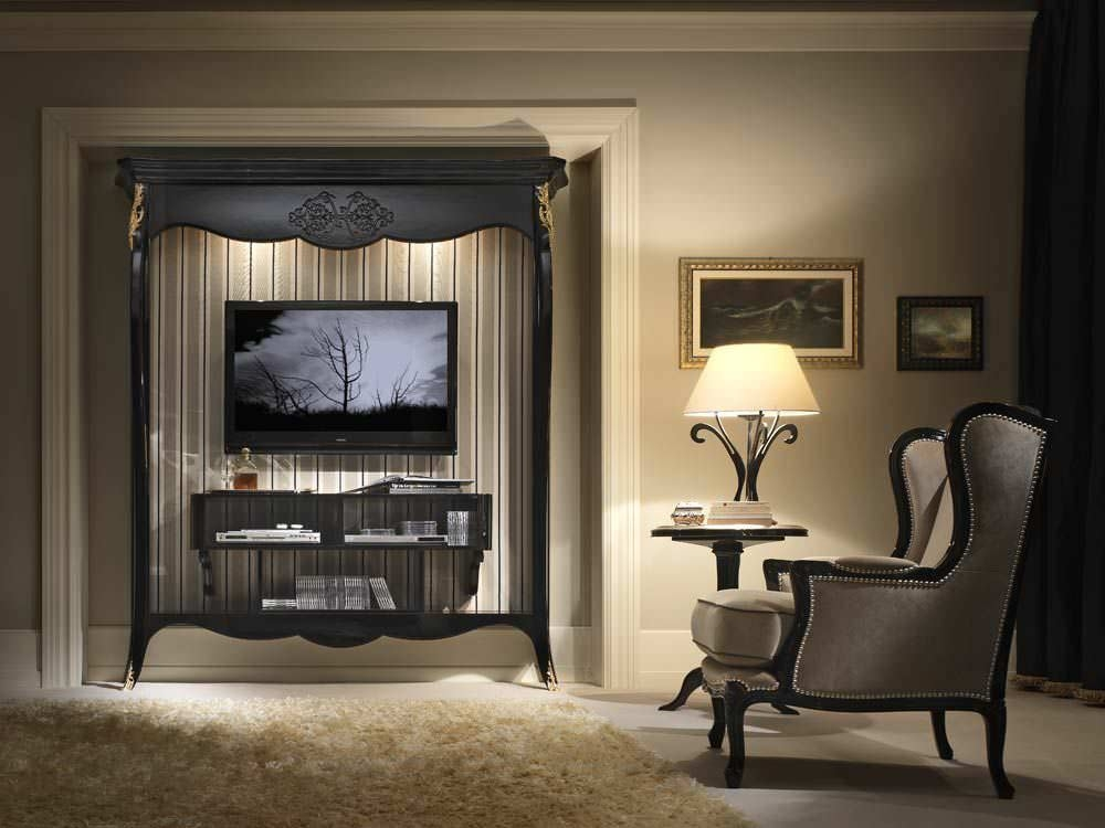 Featured Image of Classic TV Cabinets