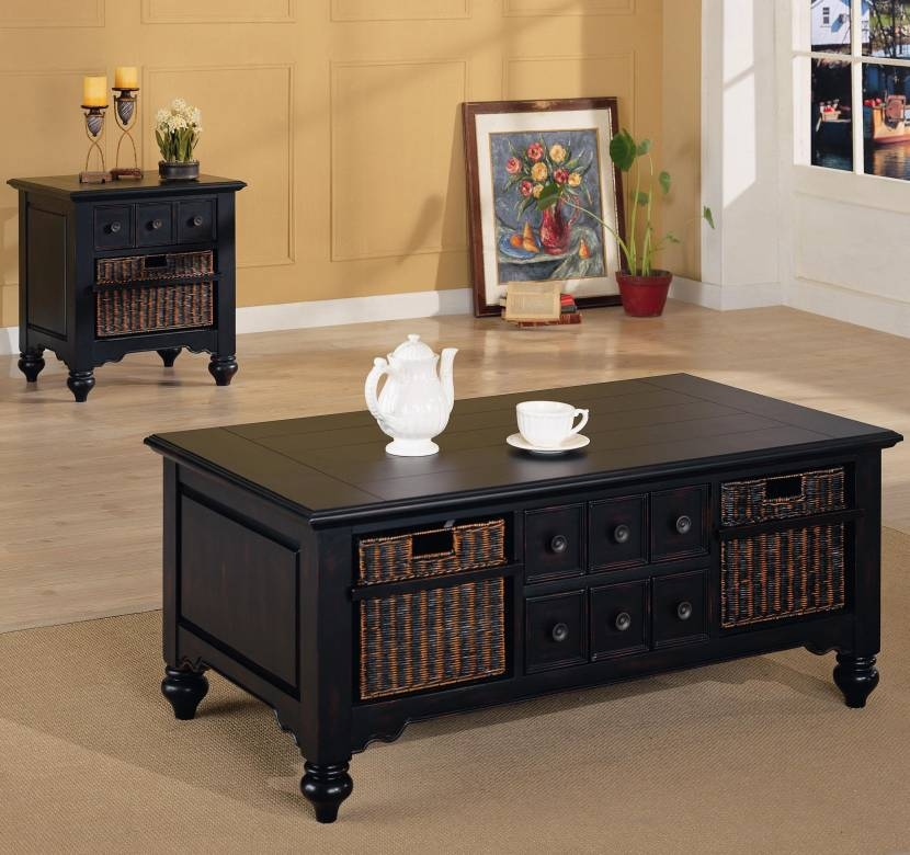 Wonderful Well Known Coffee Tables With Storage For Narrow Coffee Table With Storage Arlene Designs (Image 39 of 40)
