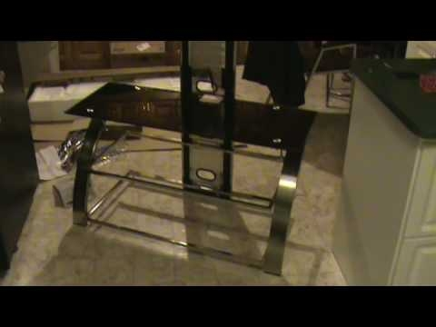 Wonderful Well Known Como TV Stands Within Tv Stand Erection Youtube (Image 50 of 50)
