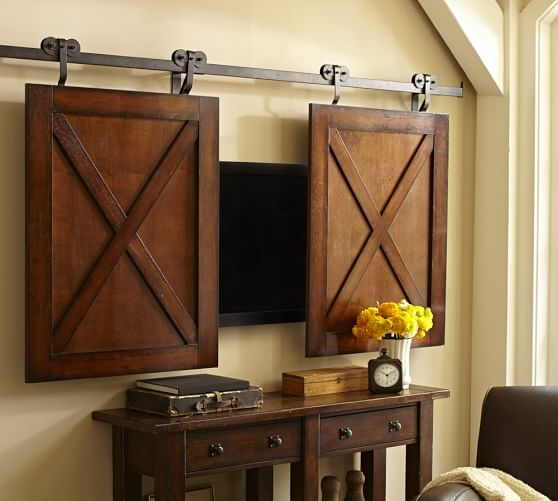 Wonderful Well Known Corner TV Cabinets For Flat Screens With Doors For Fabulous Tv Media Cabinet With Doors 17 Best Ideas About Tv (Image 49 of 50)