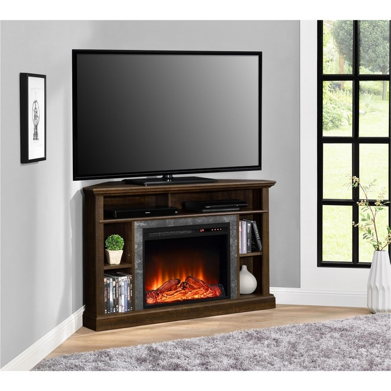 Wonderful Well Known Corner TV Stands With Bracket With Regard To Thin Tv Stand Full Size Of Tv Units Modern Tv Cabinet In Living (View 25 of 50)