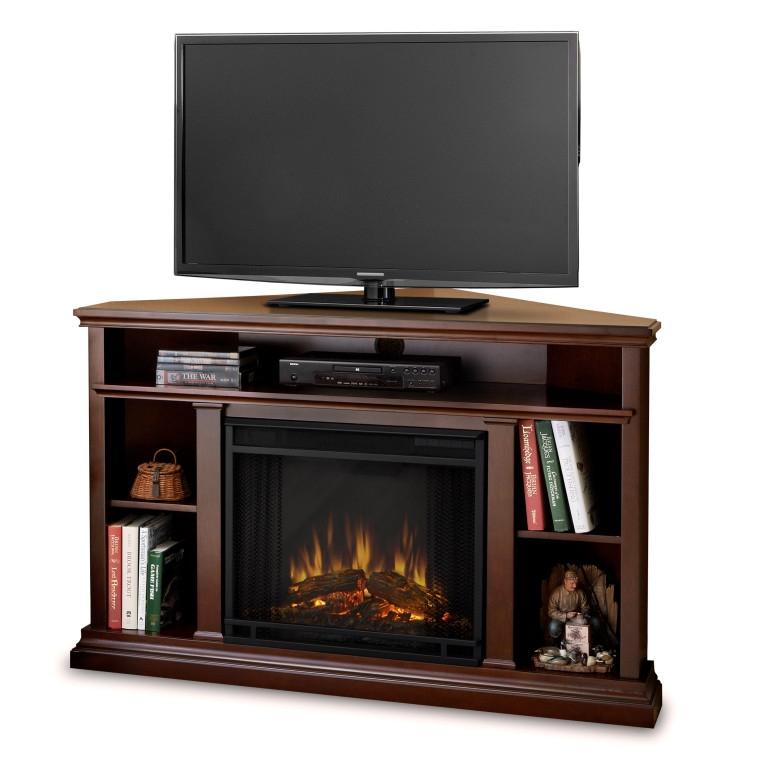 Wonderful Wellknown Dark Oak Corner TV Cabinets Regarding Furniture Varnished Maple Wood Corner Tv Stand Equipped With (View 44 of 50)