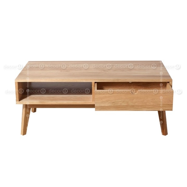 Wonderful Wellknown Elise Coffee Tables Inside Decor8 Modern Furniture And Home Decor Elise Solid Oak Wood Coffee (Image 39 of 40)