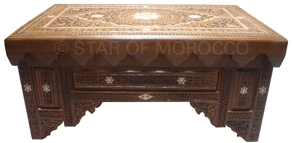Wonderful Wellknown Ethnic Coffee Tables With Moroccan Coffee Table (Image 49 of 50)