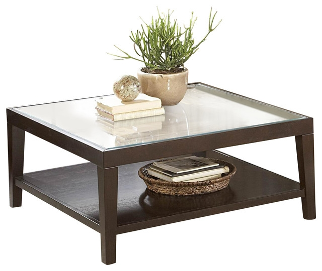 Wonderful Well Known Glass Square Coffee Tables Within Home Tables Coffee Tables Nifty Wooden Square Coffee Table Square (View 22 of 50)