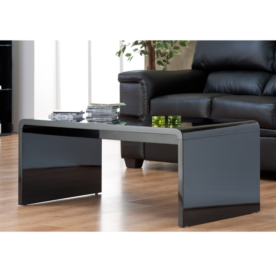 Wonderful Wellknown Gloss Coffee Tables Regarding Black Coffee Tables (Image 50 of 50)