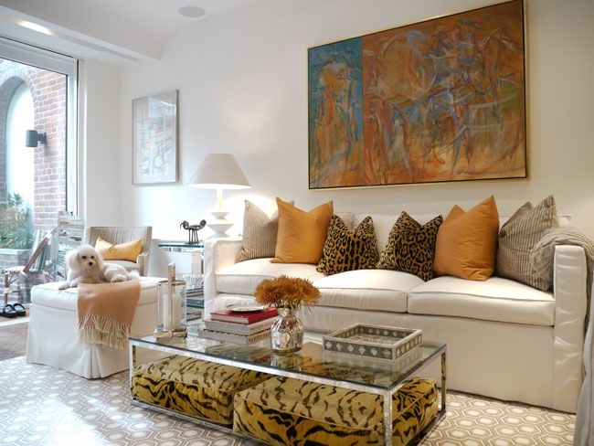 Wonderful Wellknown Leopard Ottoman Coffee Tables Intended For 136 Best Pouf Images On Pinterest Ottomans Home And Poufs (View 6 of 40)