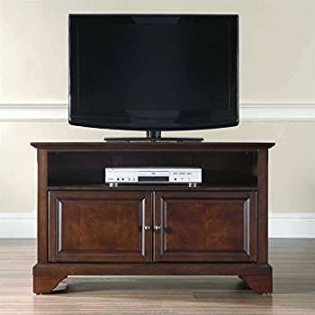 Wonderful Well Known Mahogany TV Stands  For Amazon Crosley Furniture Alexandria 42 Inch Tv Stand (Image 50 of 50)