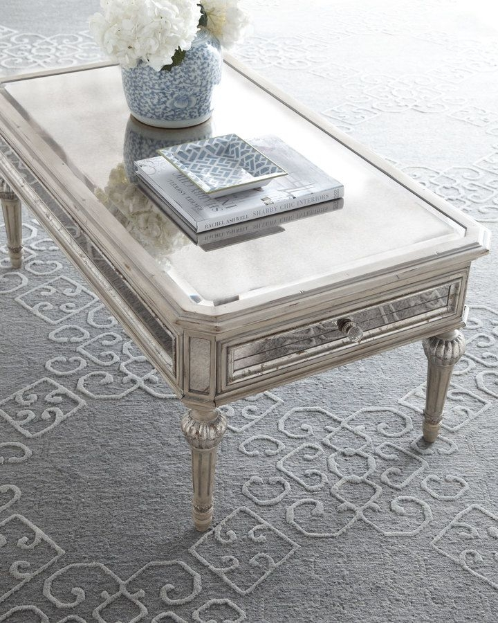 Featured Image of Mirrored Coffee Tables