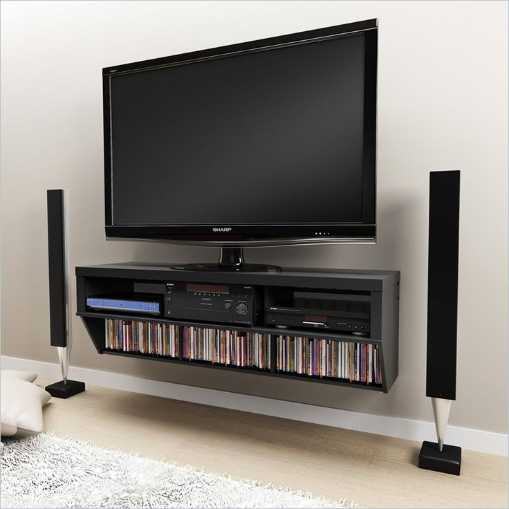Wonderful Well Known Modern Wall Mount TV Stands Inside 15 Best Tv Stands Images On Pinterest Tv Walls Home And (Image 49 of 50)