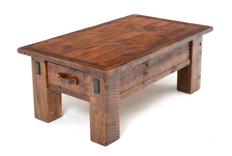 Wonderful Wellknown Rustic Barnwood Coffee Tables Intended For Rustic Coffee Table Barnwood Coffee Table Cabin Furniture (View 3 of 50)
