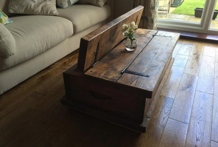 Wonderful Well Known Solid Oak Coffee Table With Storage Regarding Solid Oak Coffee Table With Storage Absolute Home (Image 49 of 50)