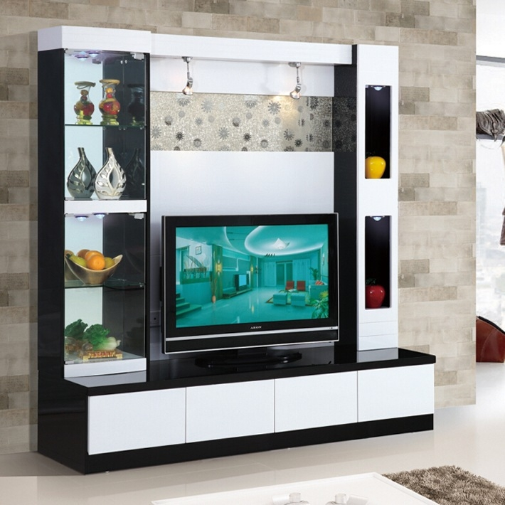 Living Room Cabinet Design In India: 50 Best Ideas TV Cabinets And Wall Units