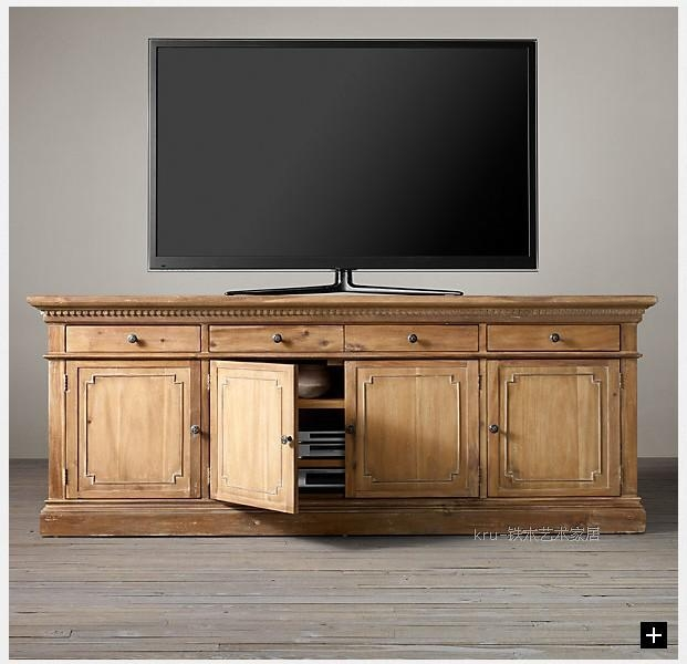 Wonderful Wellknown Vintage Style TV Cabinets Inside Cabinet Us Picture More Detailed Picture About Vintage Wood Tv (Image 50 of 50)