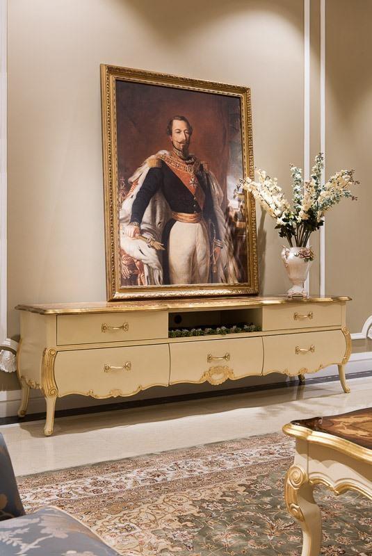 Wonderful Wellliked Classic TV Stands Regarding Ekar Furniture New Design Vintage Tvstand Tv Stand Luxury (Image 50 of 50)