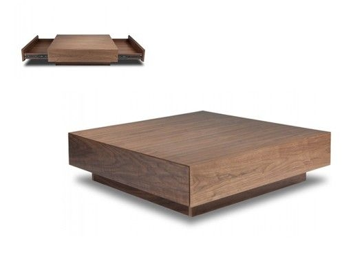 Wonderful Wellliked Low Square Wooden Coffee Tables  Throughout Best 25 Coffee Table Dimensions Ideas On Pinterest Coffee Table (Image 50 of 50)