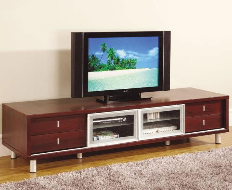Wonderful Wellliked Mahogany TV Stands Furniture Pertaining To Mahogany Color Cabinet Tv Stand Tv Stands (Image 49 of 50)