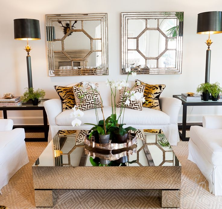 Wonderful Wellliked Mirrored Coffee Tables In Best 20 Mirrored Coffee Tables Ideas On Pinterest Home Living (Photo 4 of 50)