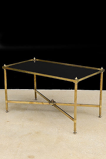 Wonderful Widely Used Antique Glass Top Coffee Tables Intended For Antique Table French Antique Table Alhambra Antiques (View 37 of 50)