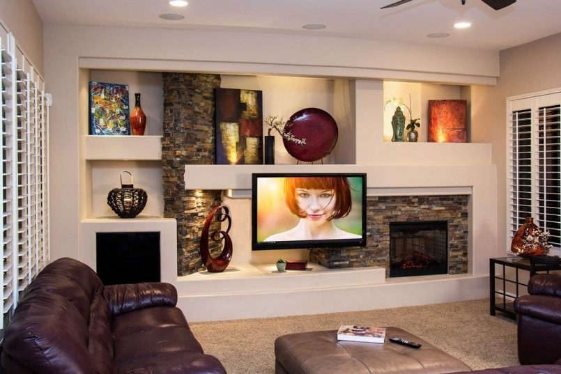 Wonderful Widely Used Funky TV Cabinets In Furniture Entertainment Stand For 60 Inch Tv Where To Buy A Tv (Image 50 of 50)
