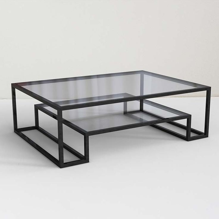 Wonderful Widely Used Glass And Black Metal Coffee Table Pertaining To 52 Best Minimalist Coffee Tables Images On Pinterest Coffee (Image 50 of 50)