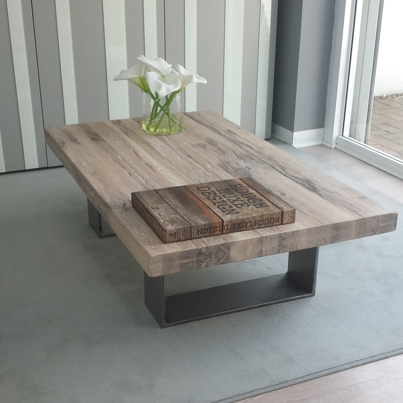 Wonderful Widely Used Large Low White Coffee Tables In Rustic Modern Coffee Table Low Rustic Modern Coffee Table (Image 50 of 50)