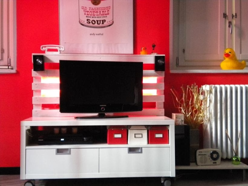Wonderful Widely Used Red Gloss TV Stands Regarding Tv Stands Awesome Besta Ikea Tv Unit 2017 Design Ikea Besta (View 47 of 50)
