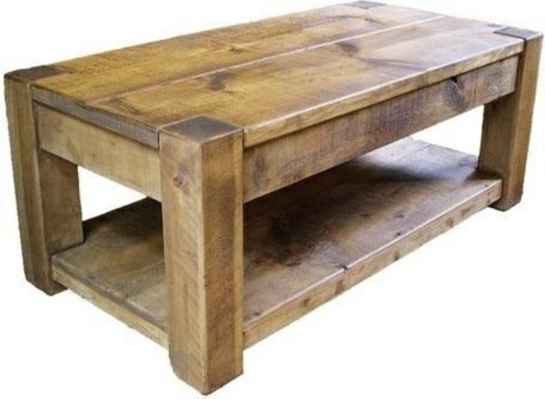 Wonderful Widely Used Solid Wood Coffee Tables Pertaining To Coffee Table  Solid Wood Models Of Living