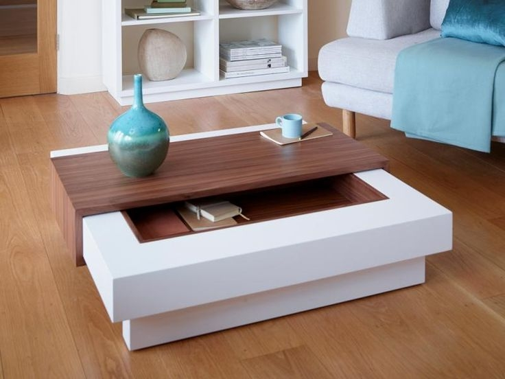 Wonderful Widely Used Square Stone Coffee Tables Intended For White Stone Coffee Table Arlene Designs (Image 40 of 40)