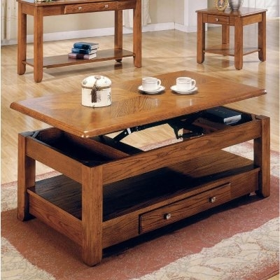 Wonderful Widely Used Swing Up Coffee Tables Intended For Swing Up Coffee Table Walnut Direcsource Ltd D32 0002 6 Thippo (Image 40 of 40)