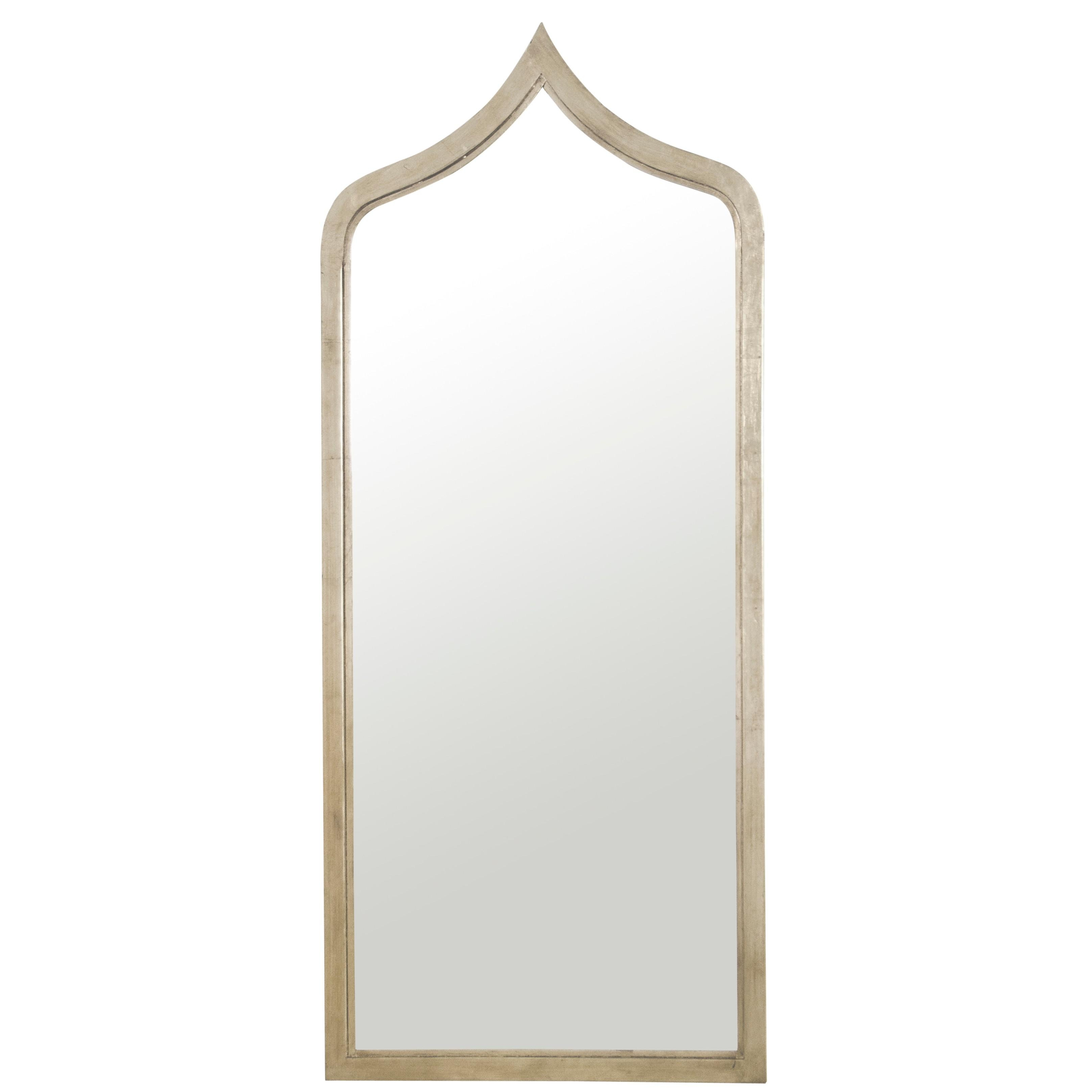 Worlds Away Adina Silver Leafed Extra Long Mirror | Candelabra, Inc (Image 20 of 20)