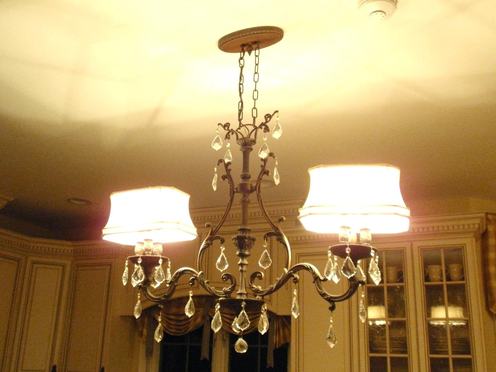 Wrought Iron Spanish Chandelier Beautiful Furniture Exterior With Regard To Bathroom Safe Chandeliers (Image 24 of 24)