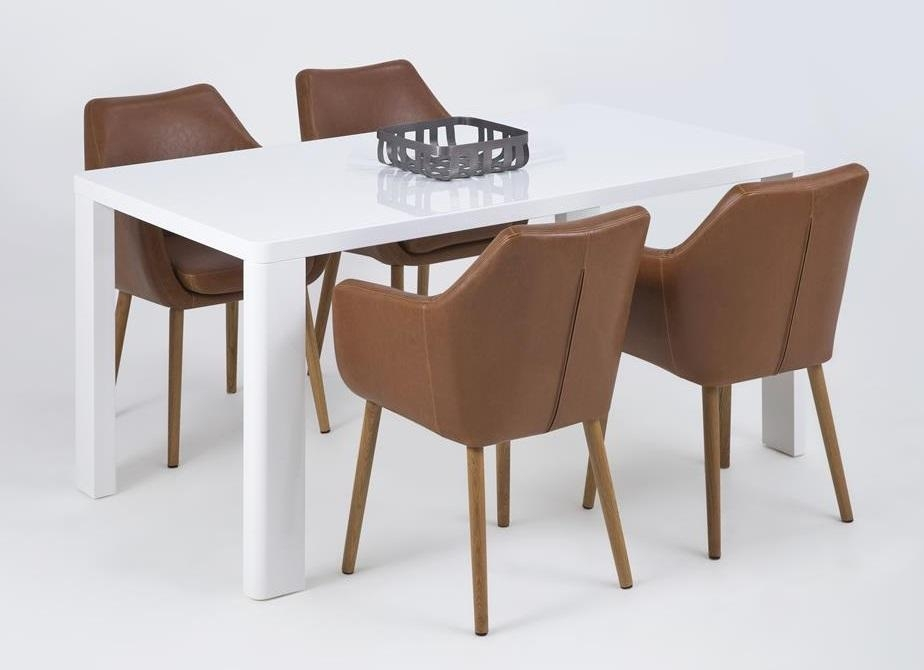 Xinaris | Nora Dining Chair With Regard To Nora Dining Tables (View 2 of 20)